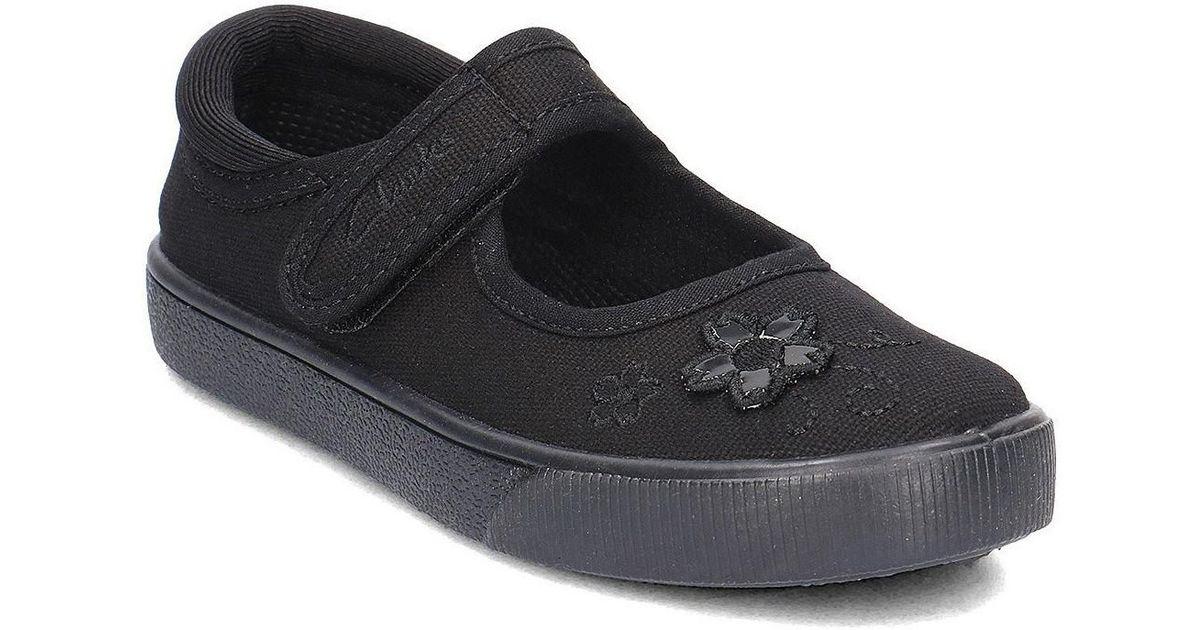 2412d6efb1447 Clarks 26119649 Boys s Children s Shoes (pumps   Plimsolls) In Black in  Black for Men - Lyst