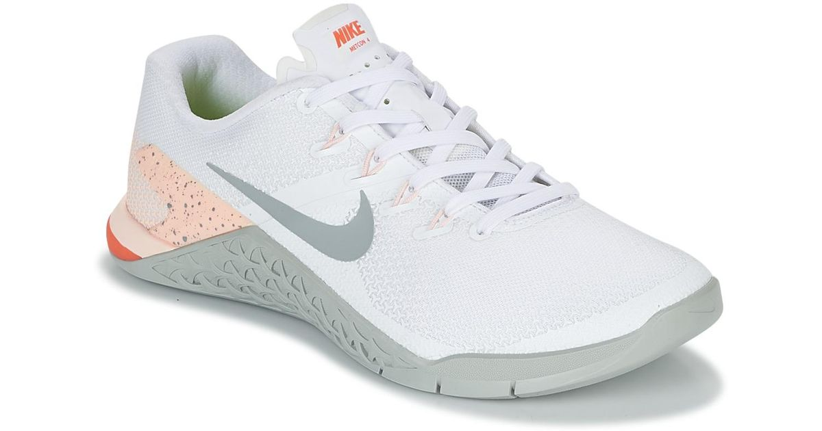 c651a1bb9e8f1 Nike Metcon 4 Training W Women's Trainers In White in White - Lyst