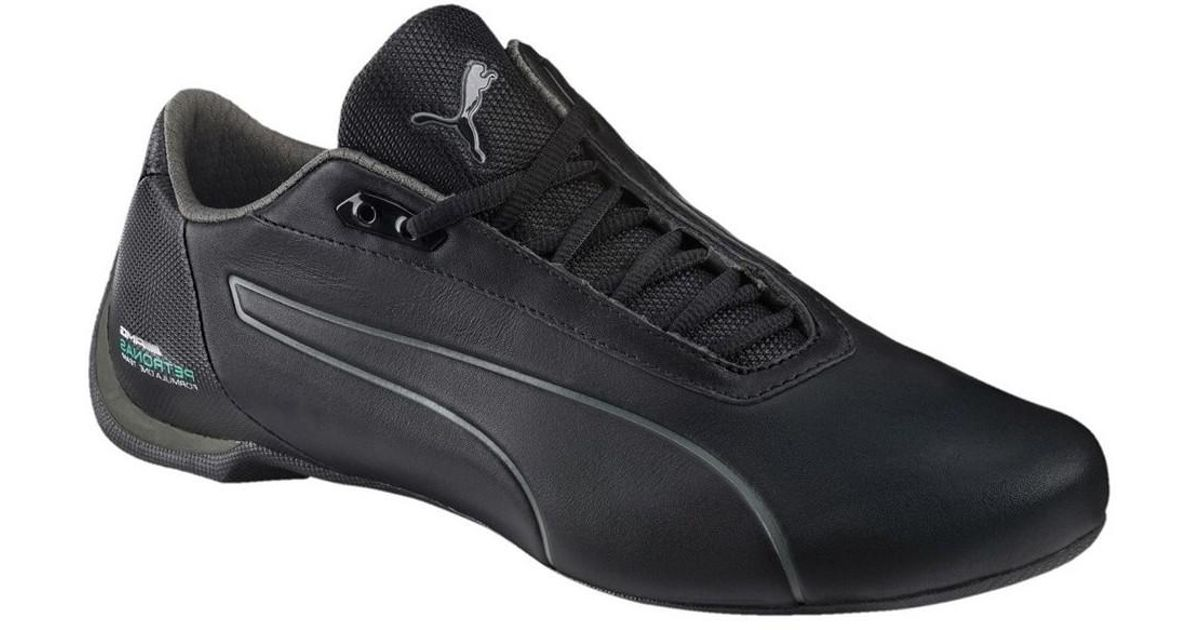 41bfde41bc0860 PUMA Mercedes Amg Petronas Future Cat Men s Shoes (trainers) In Multicolour  in Black for Men - Lyst