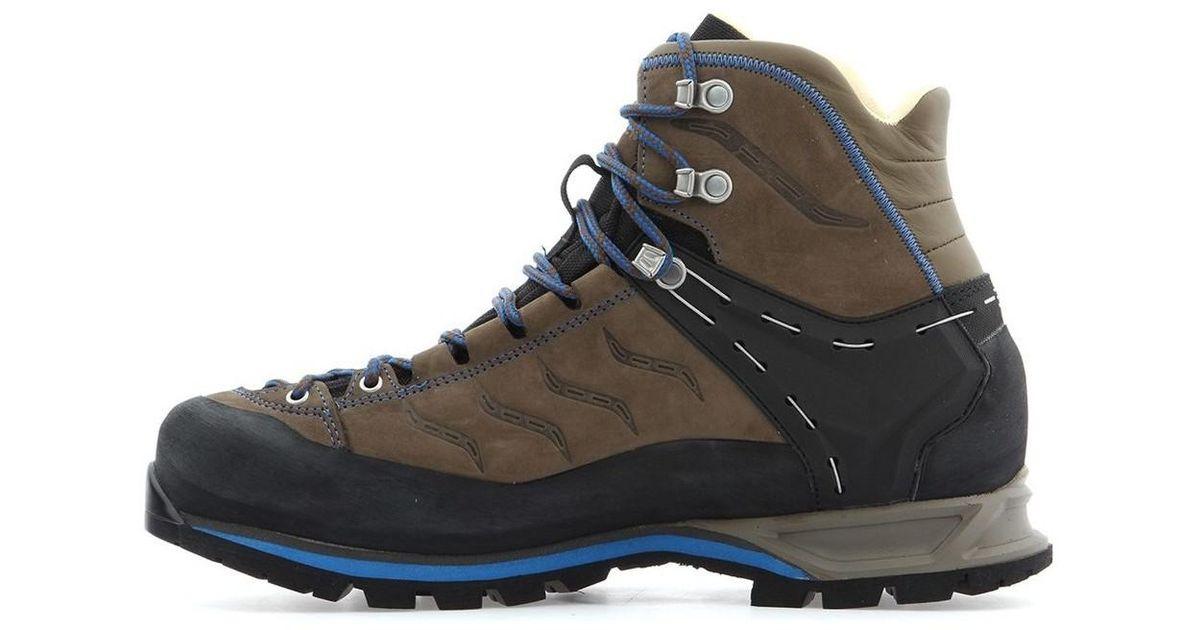 9e7c365d8ce Salewa Natural Ms Mtn Trainer Mid L Men's Low Ankle Boots In Beige for men