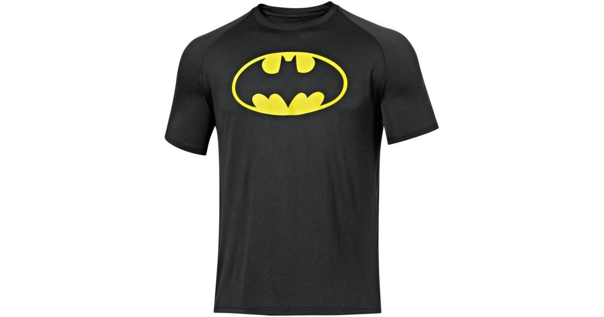 38035cf4 Under Armour Alter Ego Batman Compression T-shirt in Black for Men - Lyst