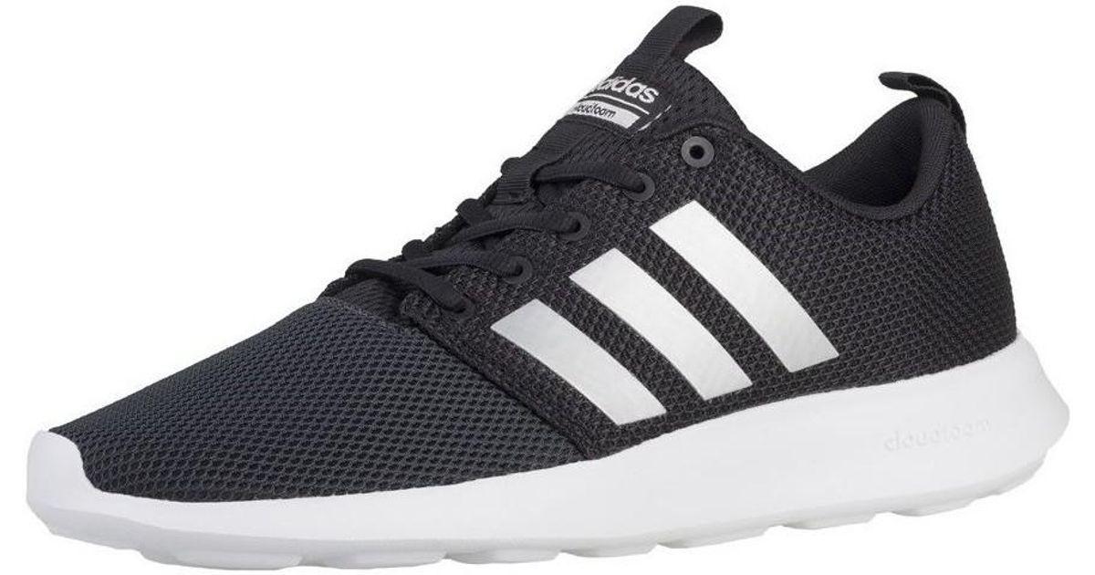 8b22238a3 adidas Cloudfoam Swift Racer Men s Shoes (trainers) In Black in Black for  Men - Lyst