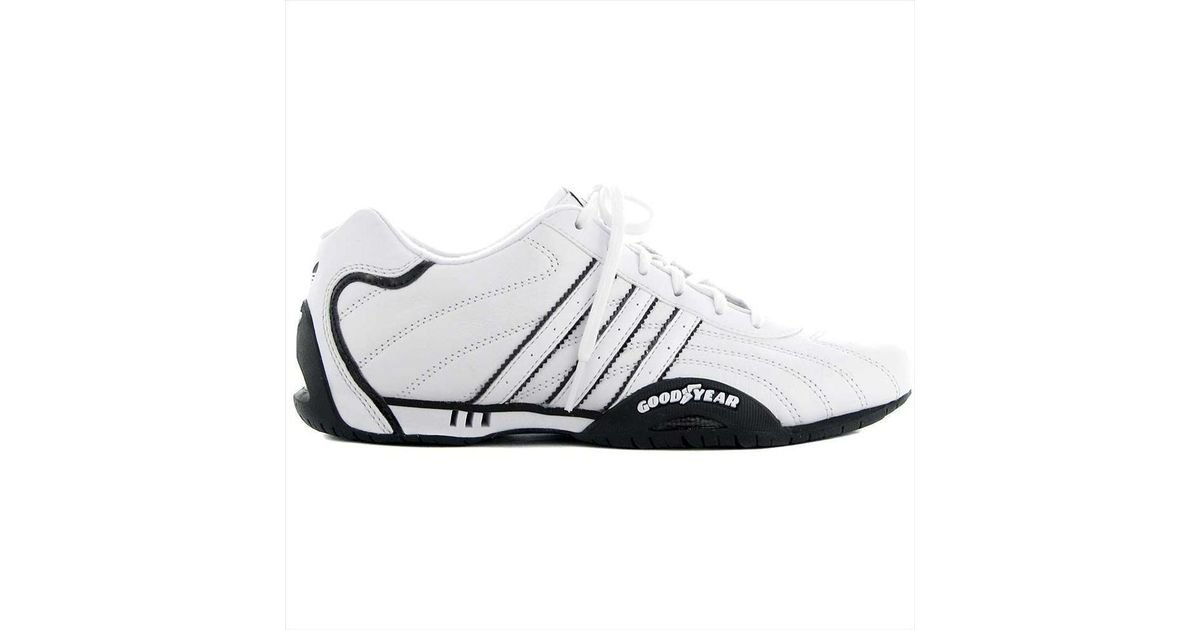 Adidas Adi Racer Men's Shoes (trainers) In White for men