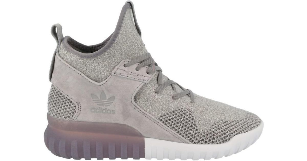 7b6385b14502 adidas Tubular X Pk Men s Shoes (high-top Trainers) In Beige in Natural for  Men - Lyst