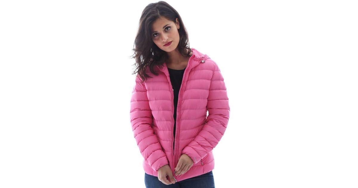 58714cfbe Geox W6225a T1816 Down Jacket Women Women's Jacket In Pink