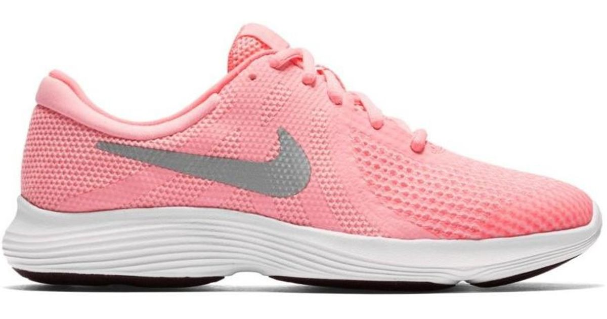 19ff02f808 Nike Girls' Revolution 4 (gs) Running Shoe 943306 600 Women's Running  Trainers In Pink in Pink - Lyst