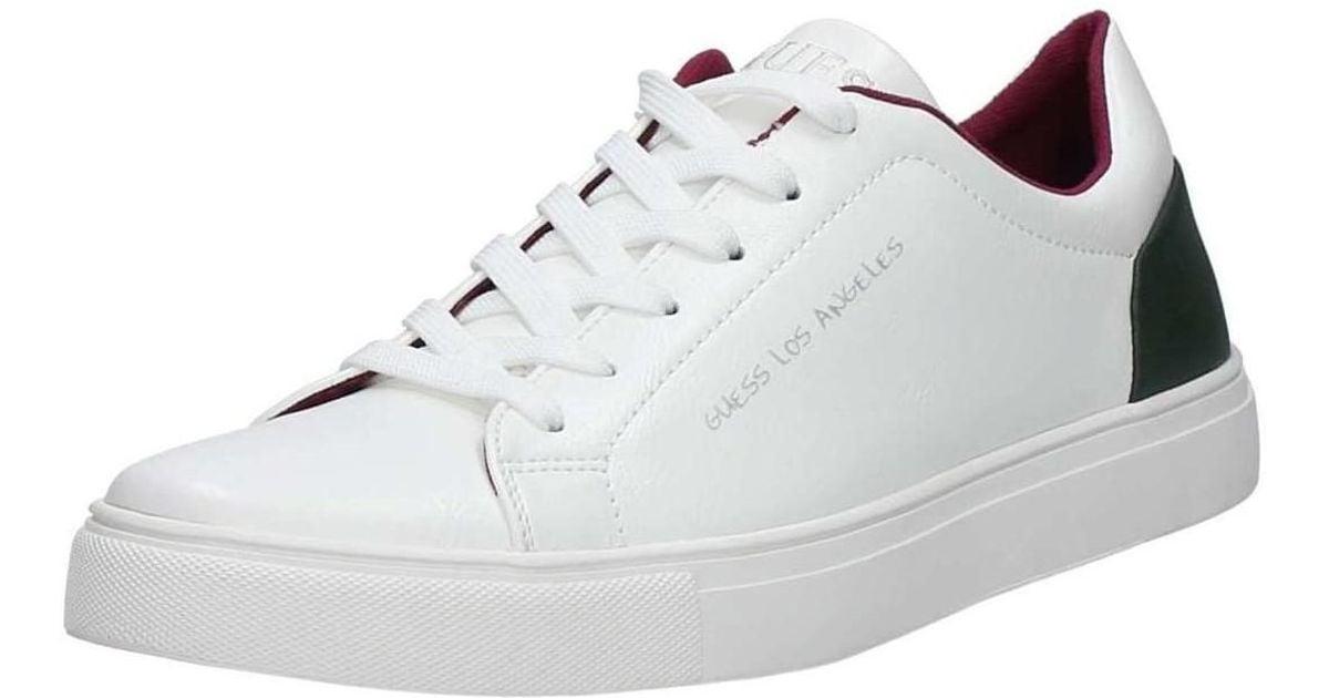 guess mens white shoes factory b72c0 e2232