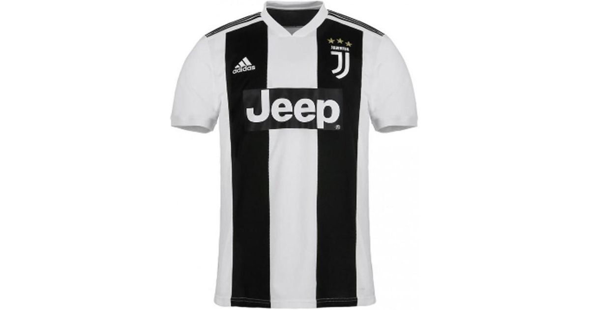 size 40 e7fa1 a099b Adidas 2018-19 Juventus Home Shirt (pirlo 21) Men's T Shirt In White for men