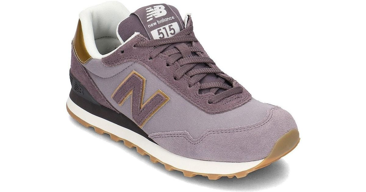 hot-selling genuine exquisite design offer New Balance 515 Women's Shoes (trainers) In Purple