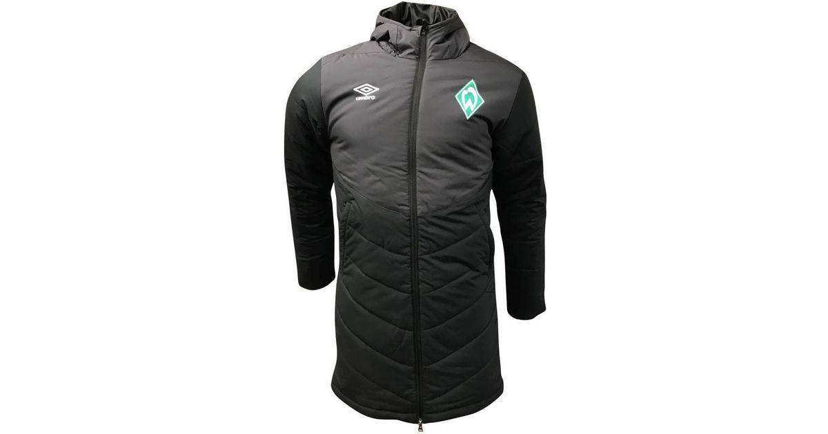 Umbro Herren Werder Shower Jacket