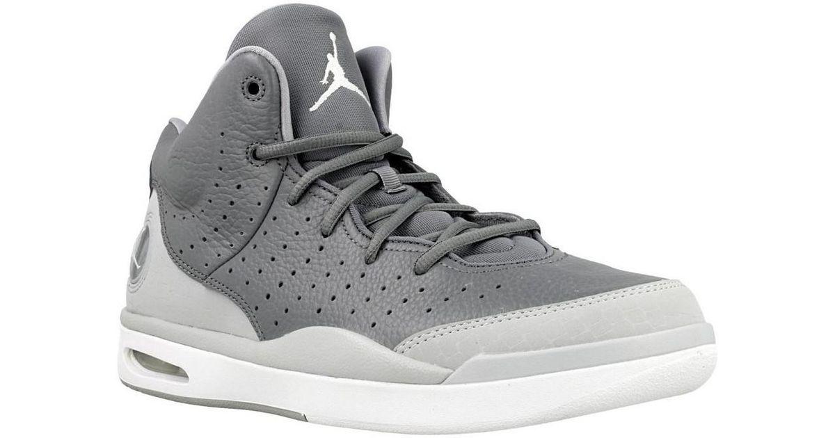 Nike Jordan For Men Flight Gray TraditionTrainers 6gb7yf