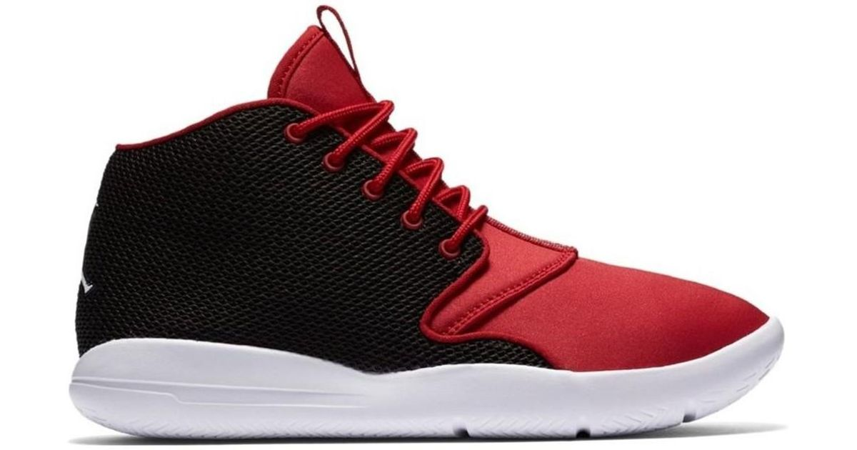 on sale 8e1be 95450 Nike Air Jordan Eclipse Chukka Bg Women's Shoes (high-top Trainers) In Black