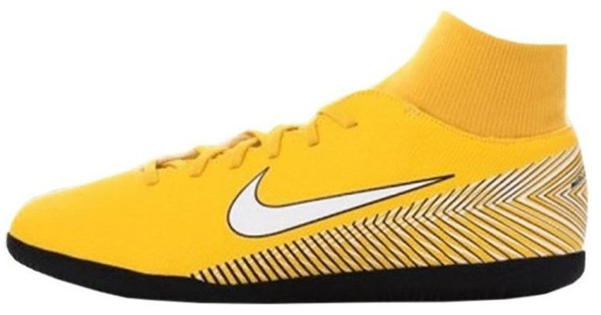 premium selection faa99 5bcf8 Nike Superfly 6 Club Njr Ic Men's Football Boots In Yellow for men