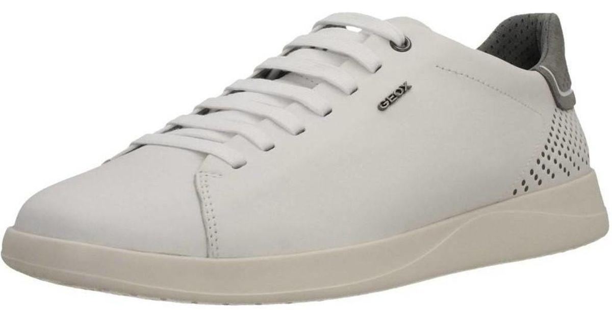 Geox U KEILAN C Blau Schuhe Sneaker Low Herren 76