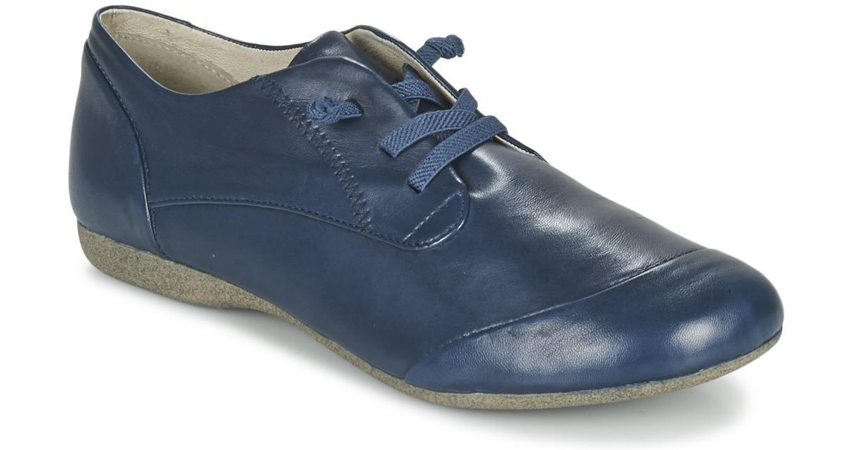 promo code cheapest outlet for sale Josef Seibel Fiona 01 Women's Casual Shoes In Blue - Lyst