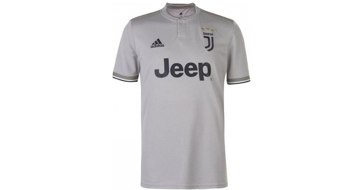 premium selection 679cd 0bac5 Adidas Metallic 2018-2019 Juventus Away Football Shirt (dybala 10) Men's T  Shirt In Gold for men