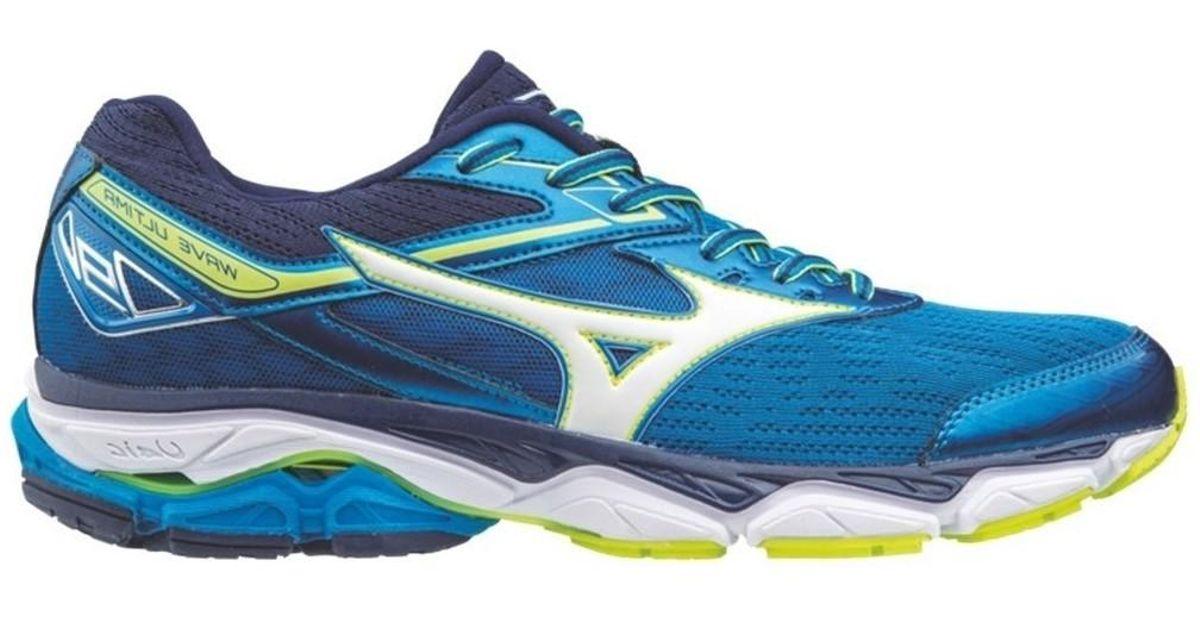 0edc470331 Mizuno Wave Ultima 9 Men s Running Trainers In Blue in Blue for Men - Lyst