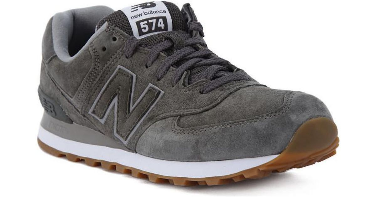 first rate 0e8ab 3edff New Balance - Multicolor Ml574fsc Men's Shoes (trainers) In Multicolour for  Men - Lyst
