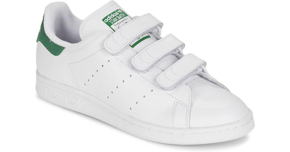 designer fashion 37e4c b2abd Adidas Stan Smith Cf Men's Shoes (trainers) In White for men