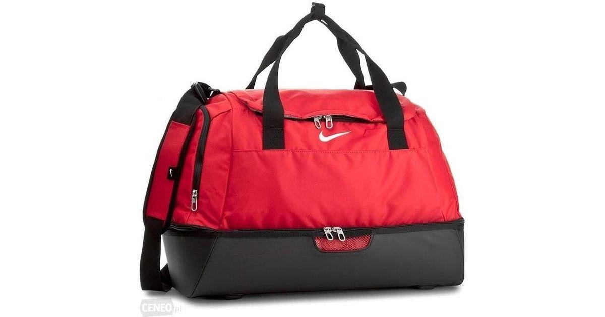 ogromny wybór niezawodna jakość brak podatku od sprzedaży Nike Club Team Hardcase L Men's Sports Bag In Black for Men ...