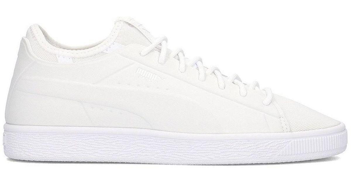 Basket Classic Sock LO femmes Chaussures en blanc PUMA en coloris White