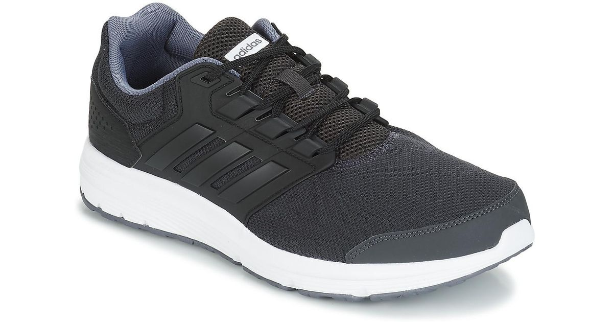 the best attitude 00184 853a1 Adidas Galaxy 4 M Men's Running Trainers In Black for men