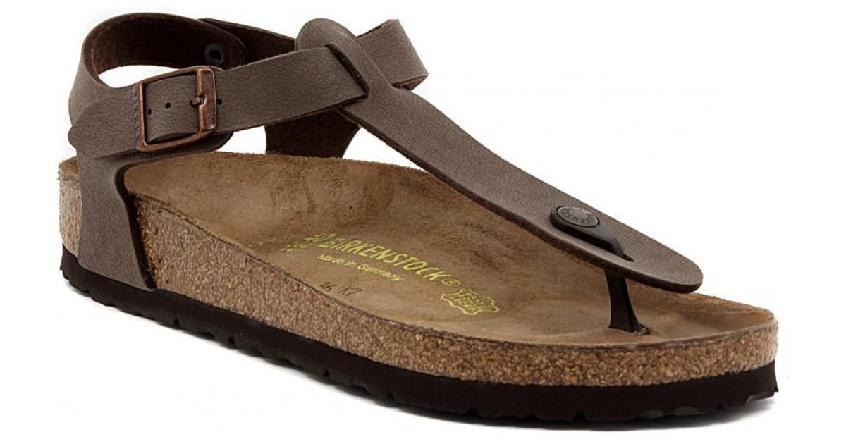 Birkenstock Brown Mocca Sandals Women's In Multicolour Kairo b6gyYf7