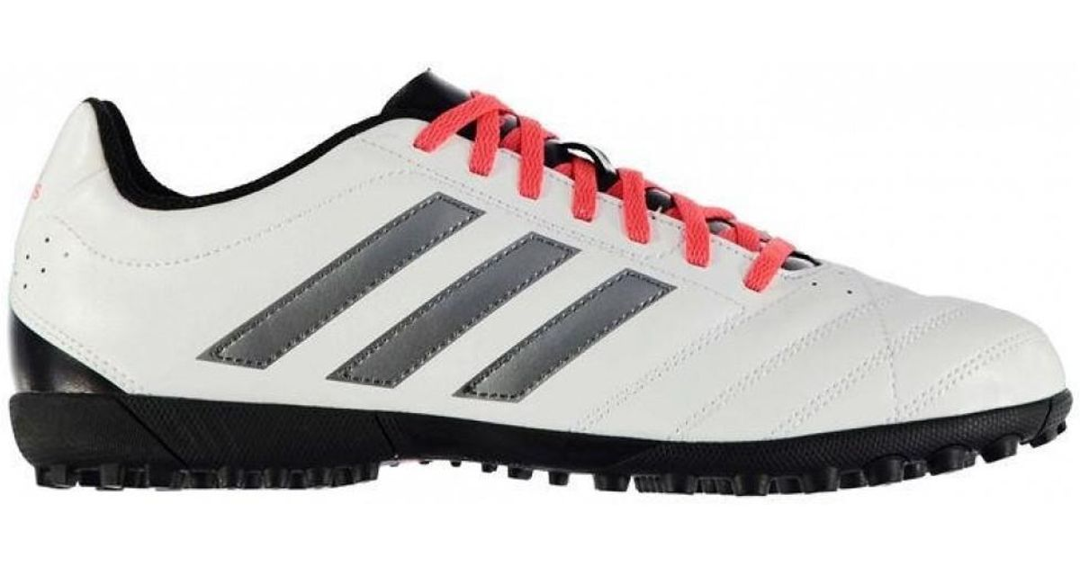 3a45d47cfdd Adidas Goletto Mens Astro Turf Trainers Women's Football Boots In White