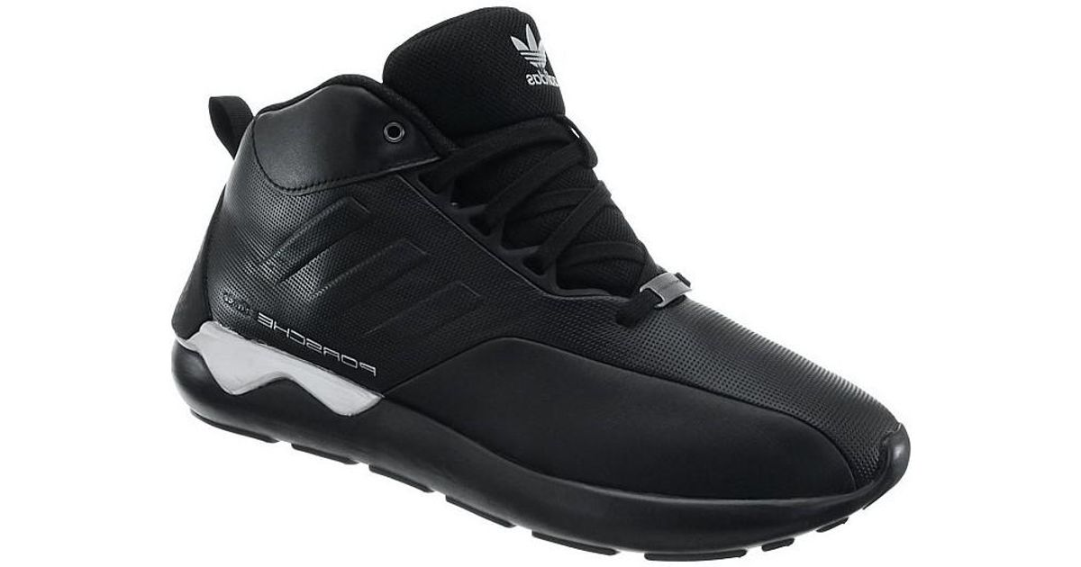 adidas Porsche Turbo Tubular Run Men's Shoes (high top