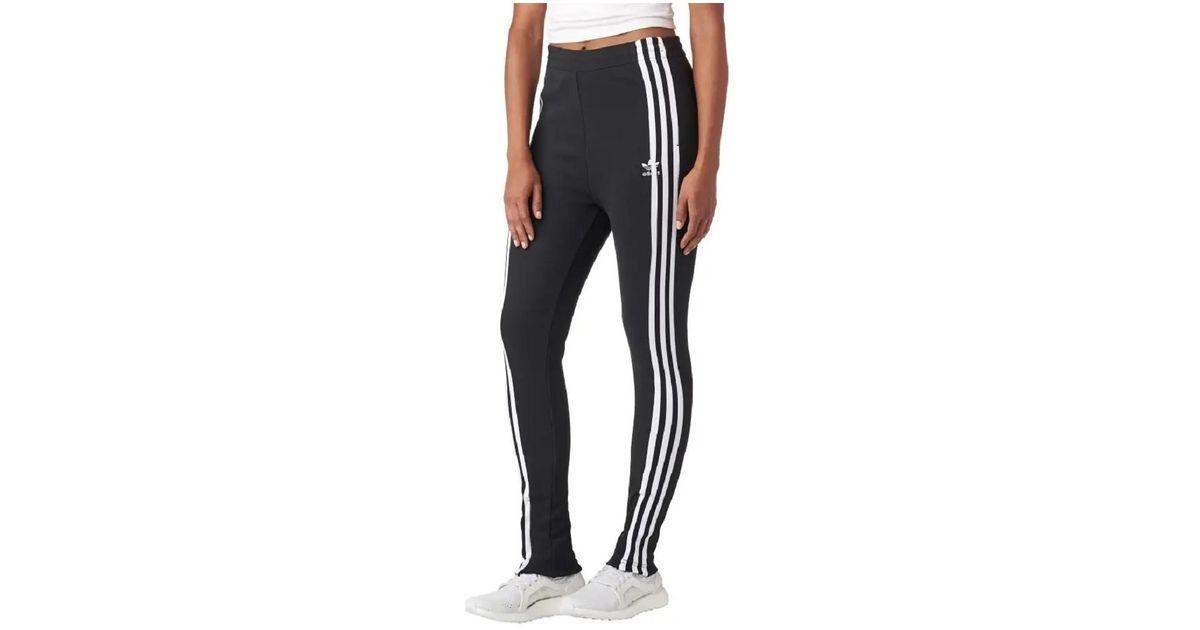 Bas De Survet Femme Track Pant femmes Jogging en Noir Adidas en coloris Black