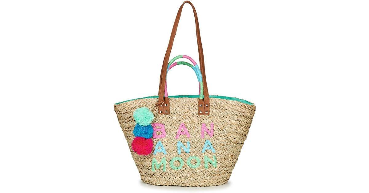 f8bbfa86ca9e Banana Moon Lickly Woodraw Women s Shopper Bag In Beige in Natural for Men  - Lyst