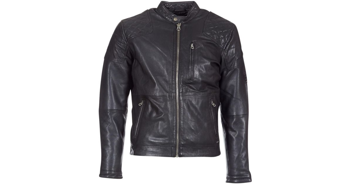 df1363b6afb Lyst - LENNON 19 hommes Veste en Noir Pepe Jeans pour homme en coloris Noir