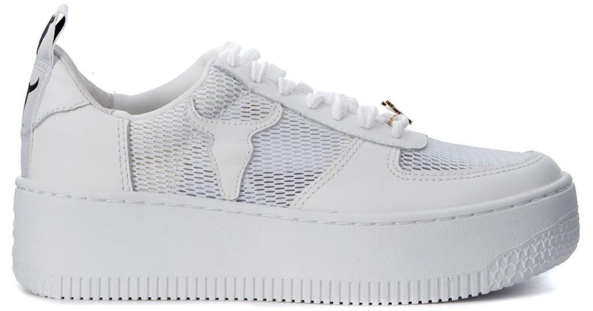Windsor Olyvia leather sneakers women's Shoes (Trainers) in Clearance Discount Outlet New Styles oWC2E9Bb