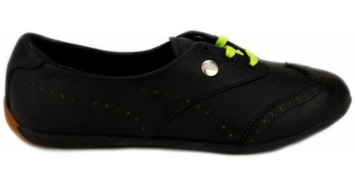 PUMA English Sneaker Mini Wns Women's Shoes (pumps Ballerinas) In Black