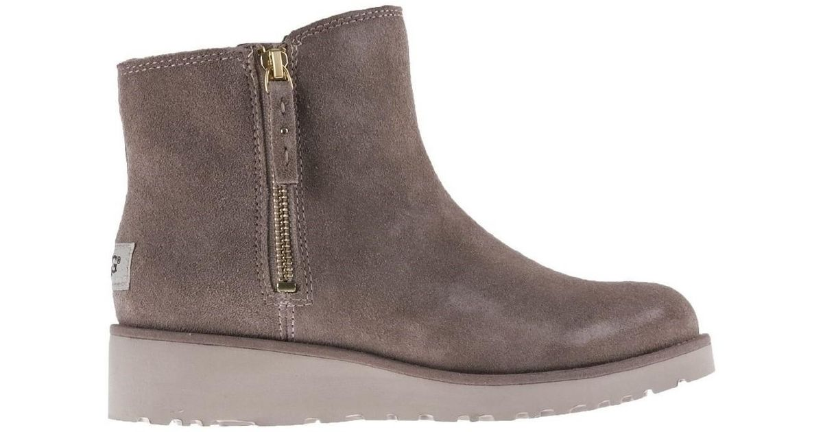 9136122ae31 Ugg Shala Fawn Women's Low Ankle Boots In Brown