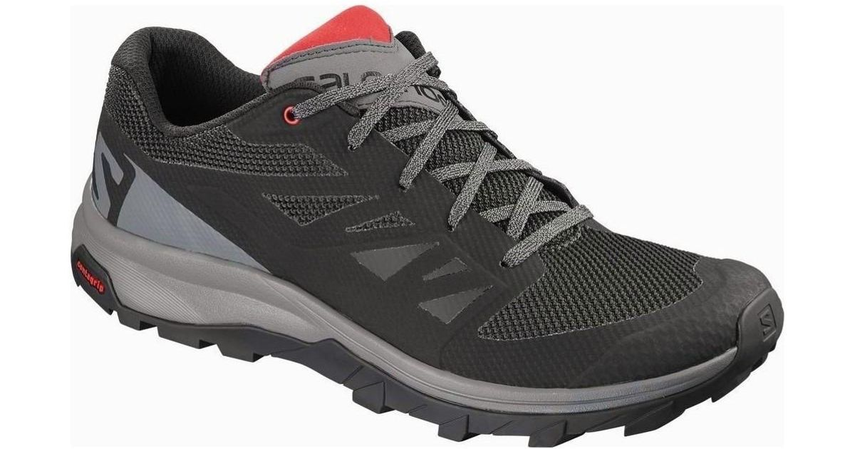 e0bc1399a8cb Yves Salomon Outline 23 Men s Shoes (trainers) In Grey in Gray for Men -  Lyst