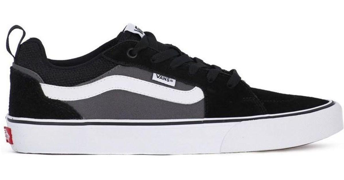 6dbb7e7cc6 Vans Filmore Men s Shoes (trainers) In Black in Black for Men - Lyst