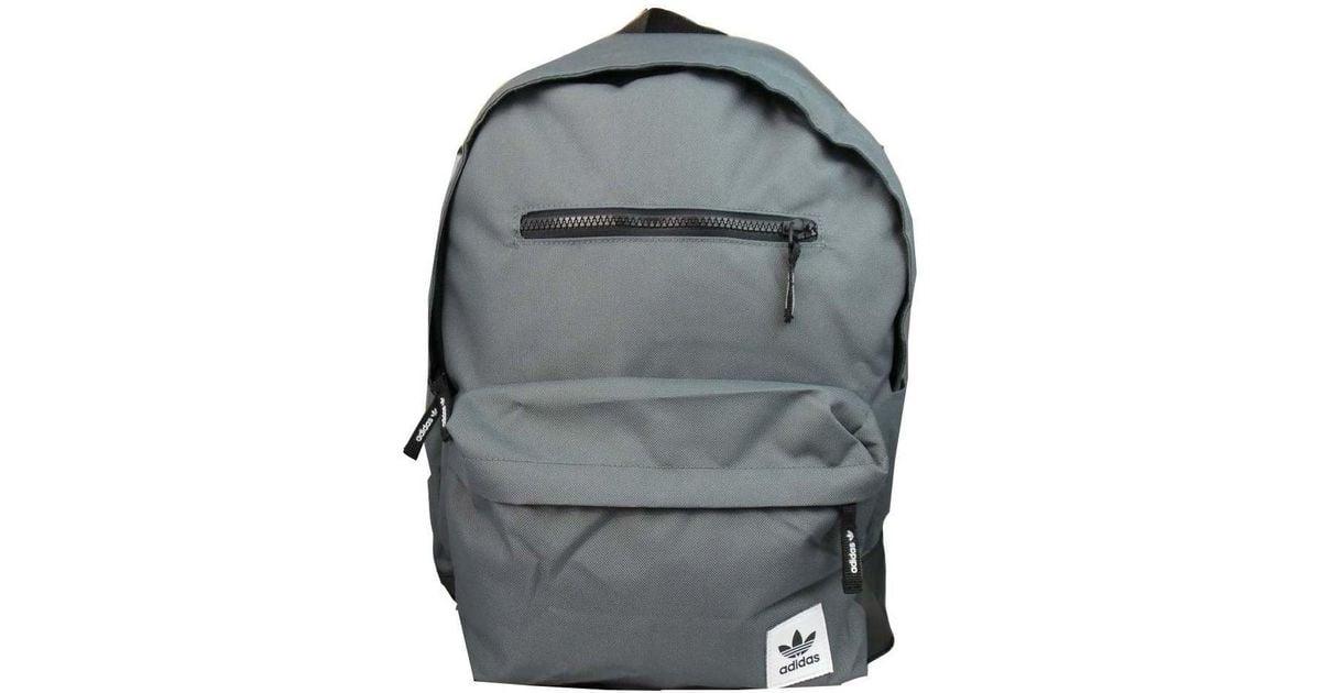 Backpack Pe classic adidas Black Unisex