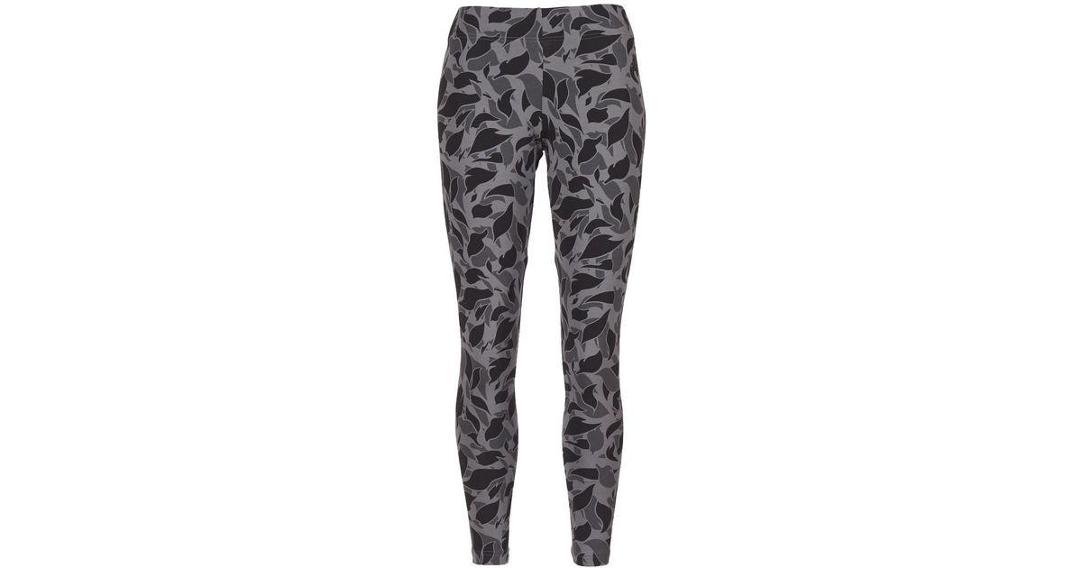 e131dbfba4 Adidas Gray W Ess Aop Tight Tights
