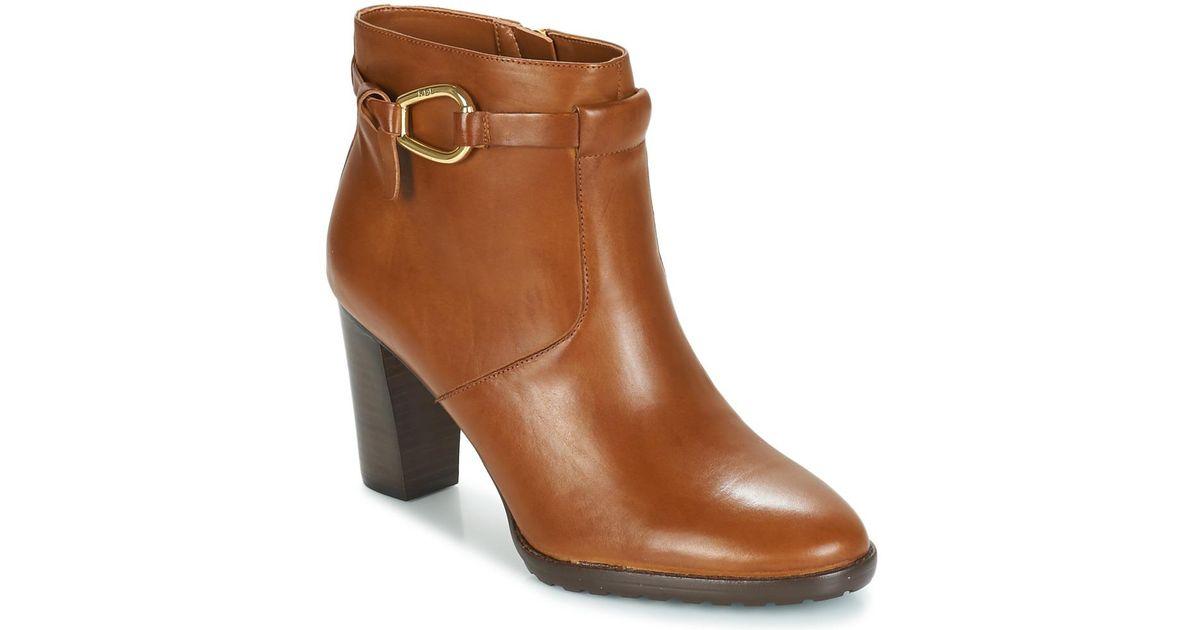 ralph lauren laletta boots - 51% OFF
