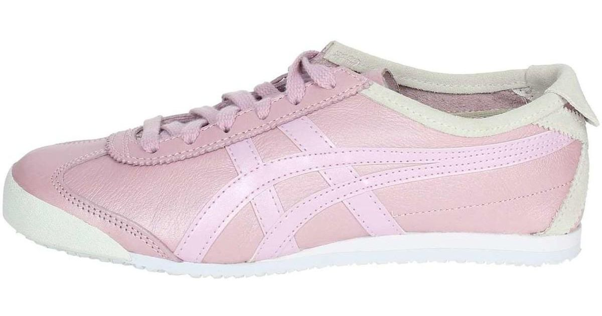 new product d67f9 9718d Onitsuka Tiger 1182a007 700 Women's Shoes (trainers) In Pink