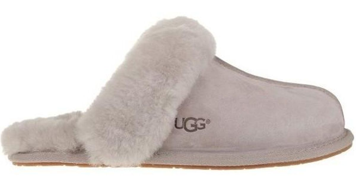 ffef47a40bc Ugg Gray Scuffette Ii Oysted Women's Slippers In Grey