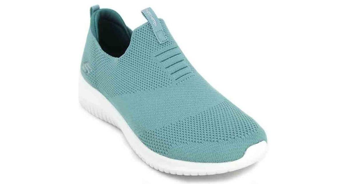 07adf7f77b73 Skechers 12837 Ultra Flex First Take Sneakers Women Women s In Green in  Green for Men - Lyst