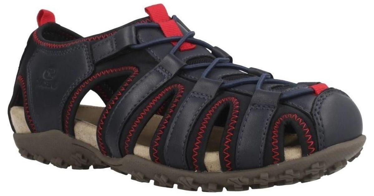 Donna Geox Sandals Sandal In Blue Women's Strel vmn0OwN8