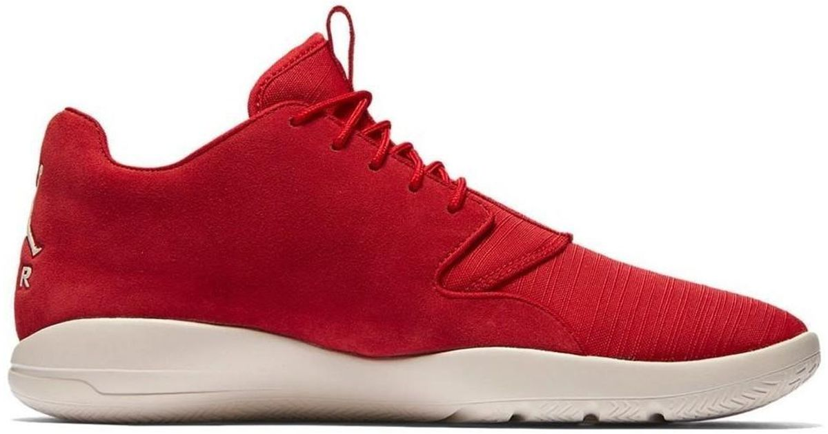 size 40 b3061 670c1 Nike Jordan Eclipse Lea 724368 624 Men s Shoes (trainers) In Red in Red for  Men - Lyst
