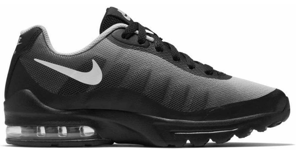 2861d26875 Nike Air Max Invigor Print Gs Trainers Black in Black for Men - Lyst