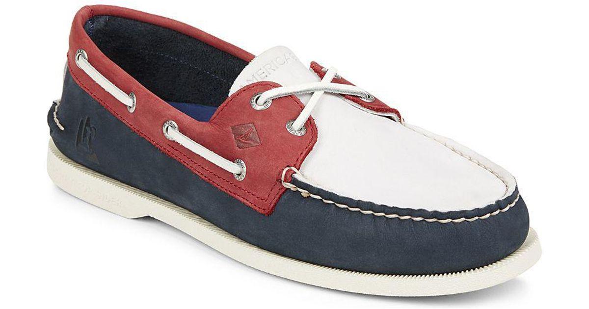 Edition Authentic Original Boat Shoe