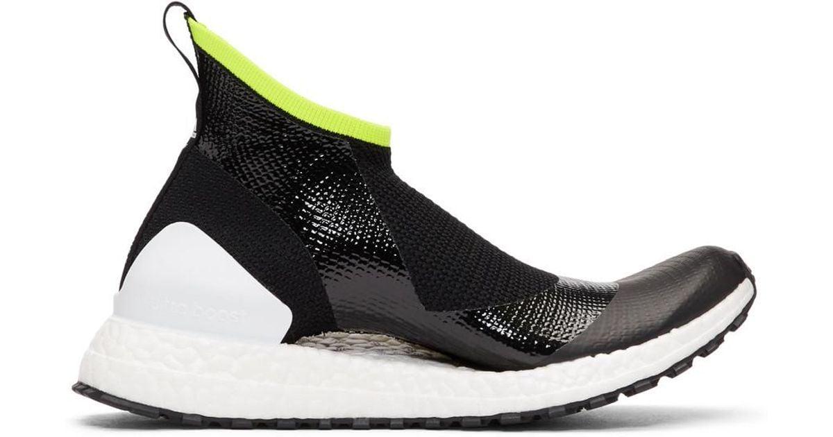 057cfe193 Lyst - adidas By Stella McCartney Black Ultraboost X Atr Sneakers in Black