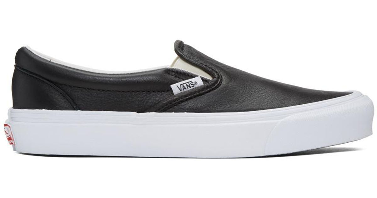 Mens Ua Classic Slip-on Low-Top Sneakers Vans QkCb7y