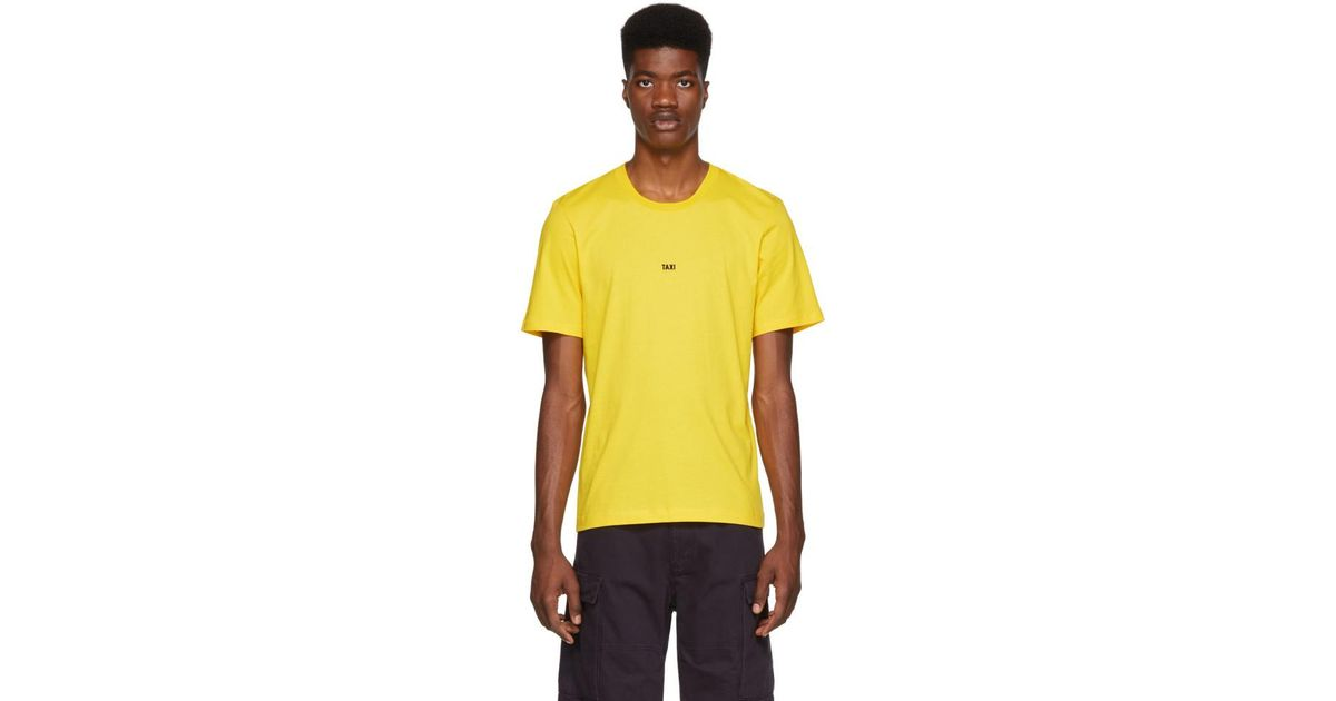 Buy Cheap New Buy Cheap Cheapest Price Yellow Paris Taxi T-Shirt Discount Ebay Cheap Official Site dfGMnm